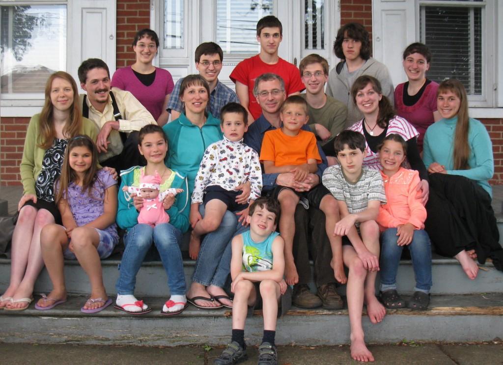 Herr family - 2013