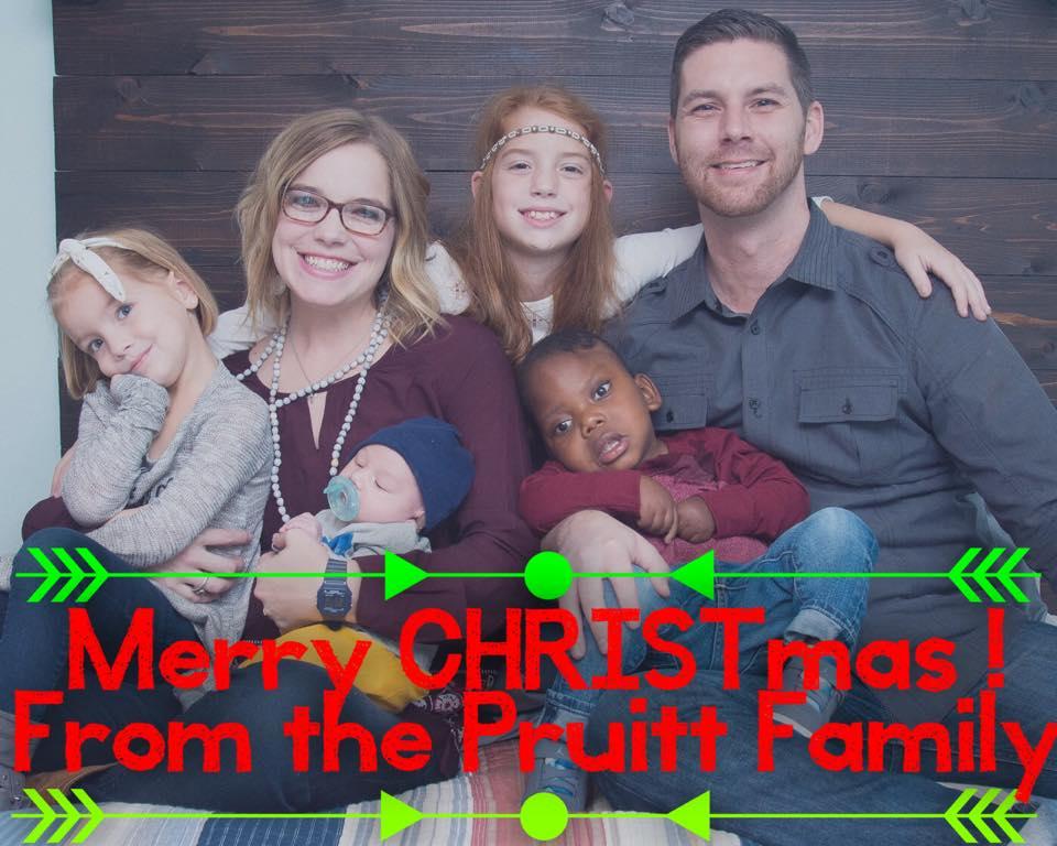 Pruitt family 2015